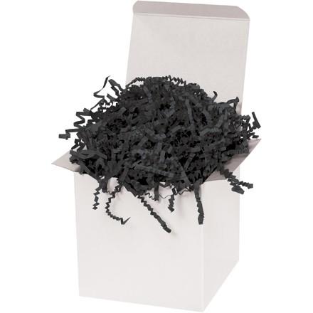 Crinkle Paper, Black, 40 Pounds