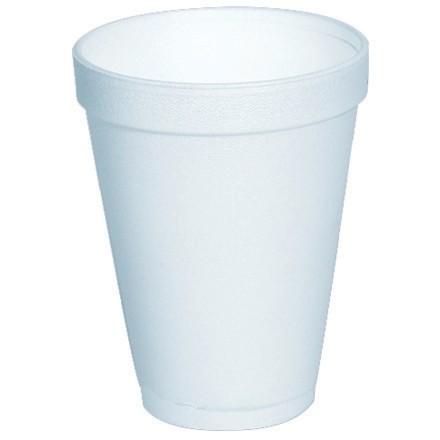Foam Cups, 10 oz.