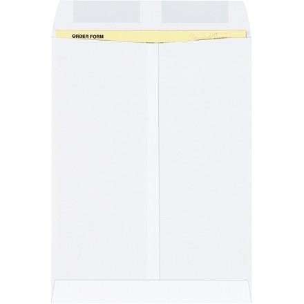 """Gummed Envelopes, White, 9 x 12"""""""