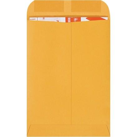 """Gummed Envelopes, Kraft, 7 1/2 x 10 1/2"""""""