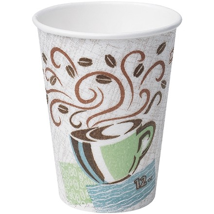 Dixie® Perfect Touch Insulated Cups, 16 oz.