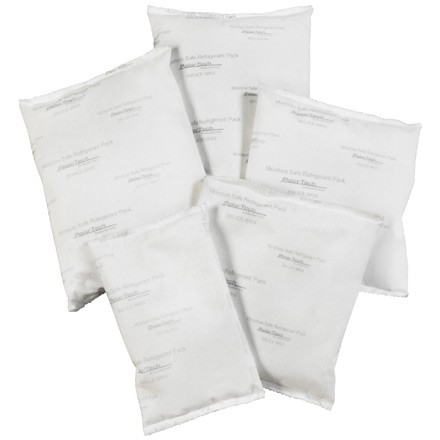 """Tech Pack™  8 oz. Moisture Resistant Cold Packs - 6 X 4 X 3/4"""""""