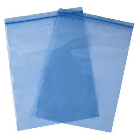 """VCI Reclosable Poly Bags, 3 X 5"""", 4 Mil"""