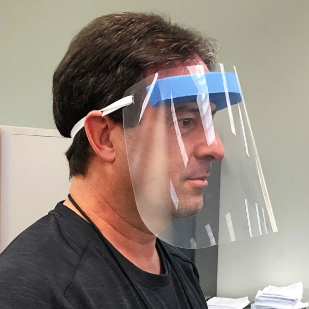 Protective Face Shield (10 Per Case)