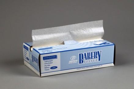 "White Bakery Deli Tissue Sheets , 10 x 10 3/4"""