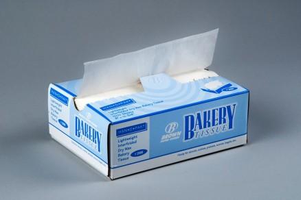 "White Bakery Deli Tissue Sheets , 8 x 10 3/4"""