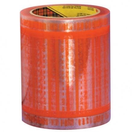 "3M 827 Pouch Tape Rolls, 5 x 8"""