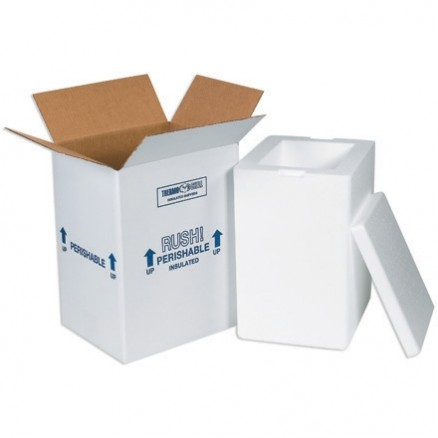 "8 x 6 x 12"" Insulated Shipping Kits"