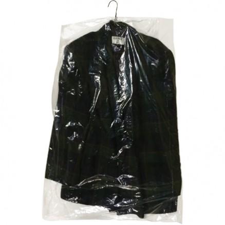 """Garment Bags - 21 x 54 x 4"""", 0.6 Mil Thick"""
