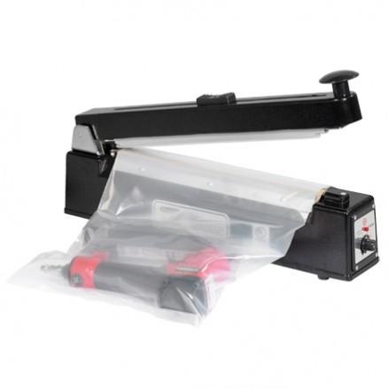 "Impulse Sealer with Cutter - 12"""