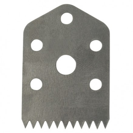 """Replacement Tape Cutting Blade for 5/8"""" Bag Taper"""