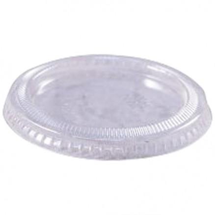 Plastic Portion Cup Lids for 2 oz.