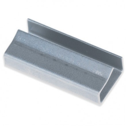 Strapping Seals, Poly - Snap On, 1/2""
