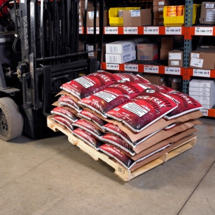 "75# Anti-Slip Pallet Paper Roll, 48"" x 425"