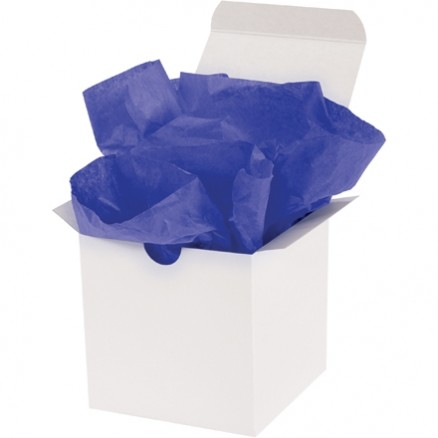 """Parade Blue Tissue Paper Sheets, 20 X 30"""""""