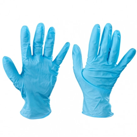 Kimberly Clark® Blue Nitrile Gloves - 6 Mil - Small