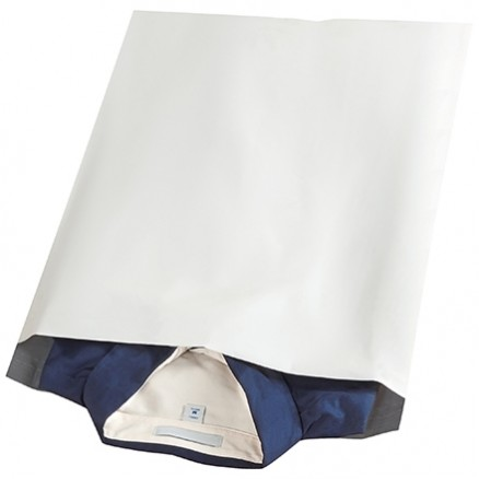 "Poly Mailers With Tear Strip, 14 1/2 x 19"""