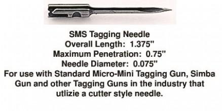 Simba SMS Tagging Needles