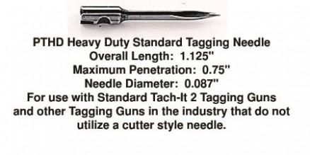 PTHD Tagging Needles