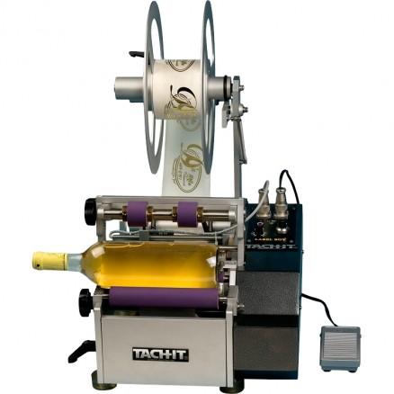 LB-2 Semi-Automatic Bottle Labeler
