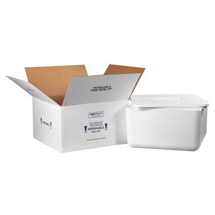 "17 x 17 x 9"" Insulated Shipping Kits"