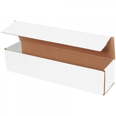 Indestructo Mailers, White, 20 x 4 x 4