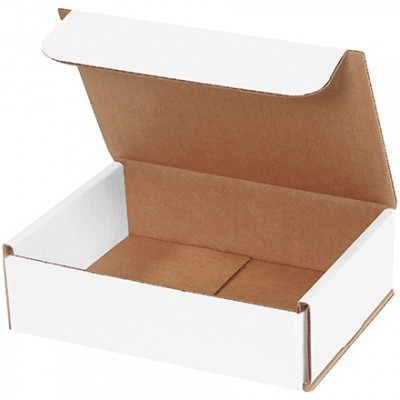 Indestructo Mailers, White, 7 x 6 x 2