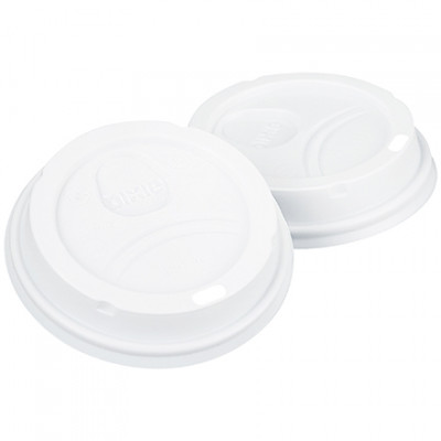 Dixie® Perfect Touch Cup Lids, 10 to 20 oz.