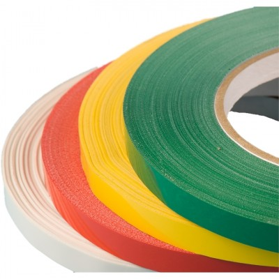 Bag Sealing Tape, Yellow, 3/8