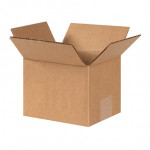 Cajas de Corrugado, 6 x 5 x 4