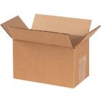Cajas de Corrugado, 6 x 3 x 3
