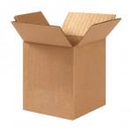 Cajas de Corrugado, 4 x 4 x 6