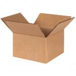 Cajas de Corrugado, 4 x 4 x 3