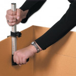 Medidor de cartón