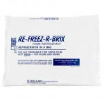 Re-Freez-R-Brix ™ 64 oz. Ladrillos fríos - 11 1/4 x 9 1/4 x 1