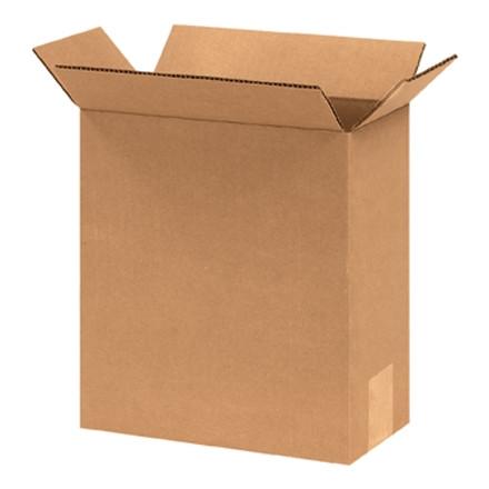 """Cajas de Corrugado, 6 x 4 x 8 """", Kraft"""