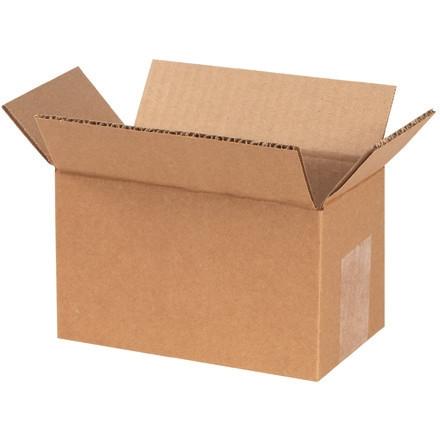 """Cajas de Corrugado, 6 x 3 x 3 """", Kraft"""