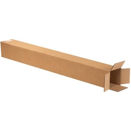 """Cajas de Corrugado, 4 x 4 x 36 """", Kraft"""