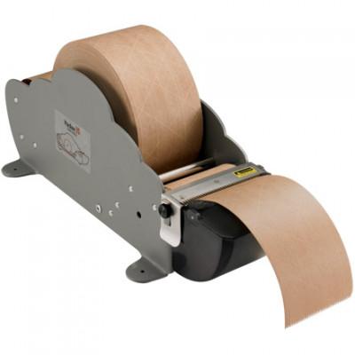 Better Pack® Packer 3s Dispensador de cinta kraft para tirar y rasgar