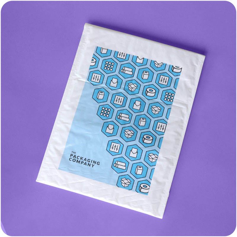Bubble Poly Mailers